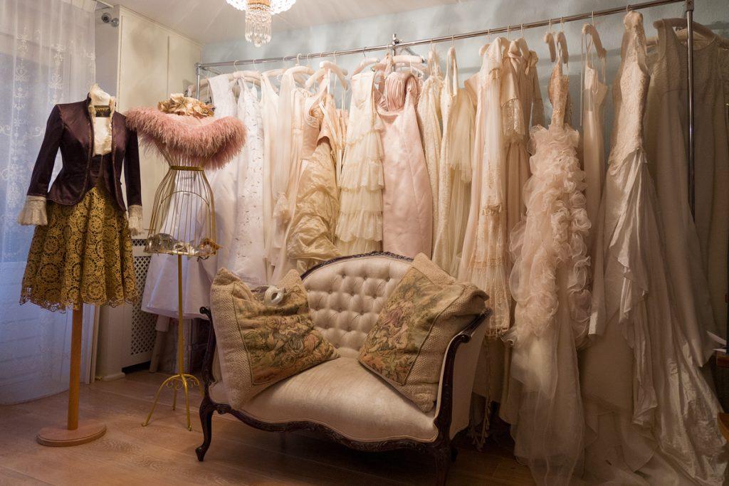 Haute Couture collectie van Nina